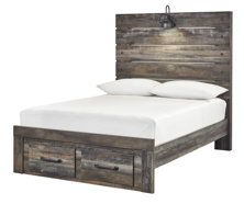 Picture of Drystan Youth Full Storage Bed