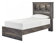 Picture of Drystan Twin Bookcase Bed