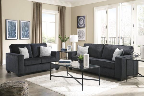 Picture of Altari Slate 2-Piece Living Room Set