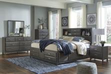 Picture of Caitbrook 6-Piece Queen Storage Bedroom Set