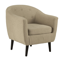 Picture of Klorey Khaki Accent Chair
