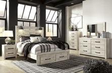 Picture of Cambeck 6-Piece Queen Storage Bedroom Set