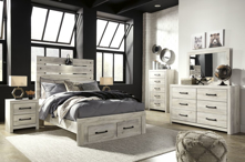 Picture of Cambeck 6-Piece Youth Full Storage Bedroom Set