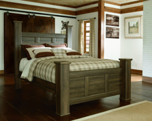 Picture of Juararo Queen Poster Bed