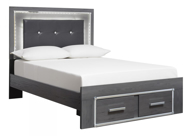 Picture of Lodanna Youth Full Storage Bed