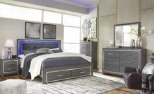 Picture of Lodanna 6-Piece King Storage Bedroom Set