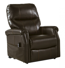 Picture of Markridge Brown Power Lift Recliner
