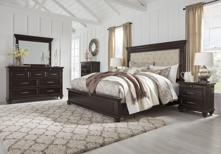 Picture of Brynhurst 6-Piece Queen Upholstered Bedroom Set