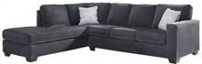 Picture of Altari Slate 2-Piece Left Arm Facing Sectional