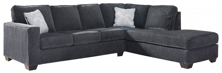 Picture of Altari Slate 2-Piece Right Arm Facing Sectional