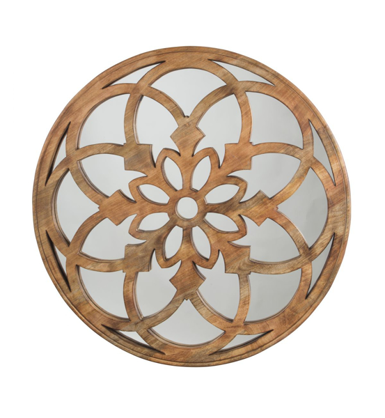 Picture of Accent Mirror/Oilhane/Natural