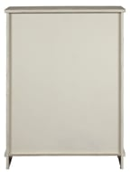 Picture of Bronfield White Accent Cabinet