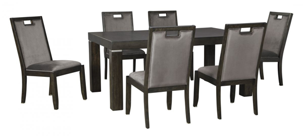 Picture of Hyndell 7-Piece Dining Room Set