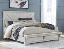 Picture of Brashland King Upholstered Bed