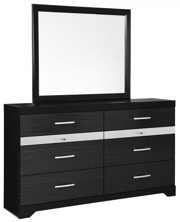 Picture of Starberry Dresser & Mirror