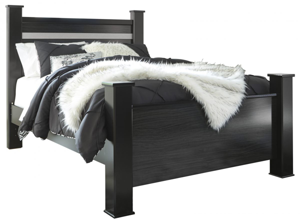 Picture of Starberry Queen Poster Bed