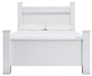 Picture of Jallory Queen Poster Bed