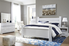 Picture of Jallory 6-Piece King Poster Bedroom Set