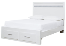 Picture of Jallory Queen Storage Bed