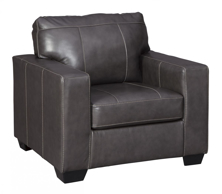Picture of Morelos Leather Gray Chair