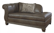 Picture of Malacara Leather Chaise