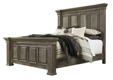 Picture of Wyndahl King Panel Bed
