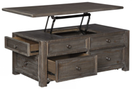 Picture of Wyndahl Lift Top Cocktail Table