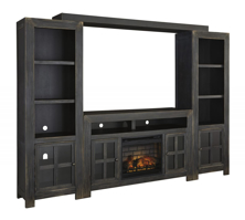 Picture of Gavelston 5-Piece Entertainment Wall Unit