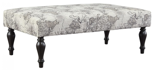Picture of Sembler Oversized Accent Ottoman