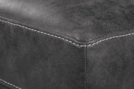 Picture of Venaldi Gunmetal Ottoman
