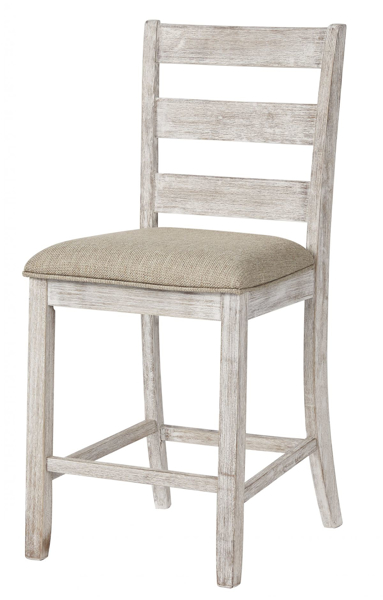 """Picture of Skempton 24"""" Upholstered Barstool"""