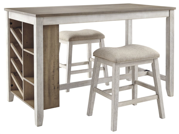 Picture of Skempton 3-Piece Counter Height Dining Set