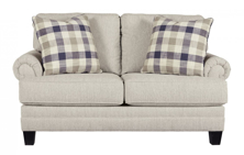 Picture of Meggett Linen Loveseat