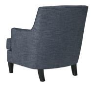 Picture of Tenino Indigo Accent Chair
