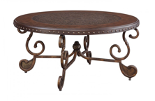 Picture of Rafferty Round Cocktail Table