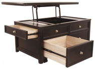 Picture of Carlyle Lift Top Cocktail Table