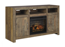 Picture of Sommerford TV Stand with Fireplace