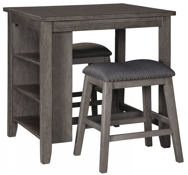 Picture of Caitbrook 3-Piece Counter Dining Set
