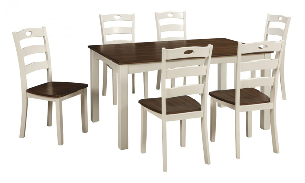 Picture of Woodanville 7-Piece Dining Room Set