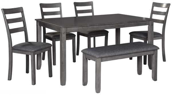 Picture of Bridson 6-Piece Dining Room Set