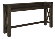 Picture of Hallishaw Counter Bar Table