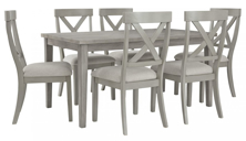 Picture of Parellen 7-Piece Dining Room Set