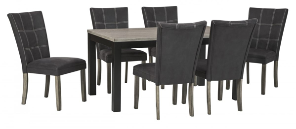 Dontally 7 Piece Dining Room Set Furniture Deals Online