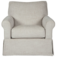 Picture of Searcy Swivel Glider Accent Chair