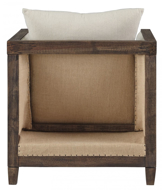Picture of Copeland Linen Accent Chair
