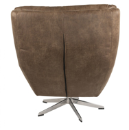 Picture of Velburg Brown Accent Chair