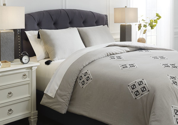 Picture of Jawanza Queen Comforter Set