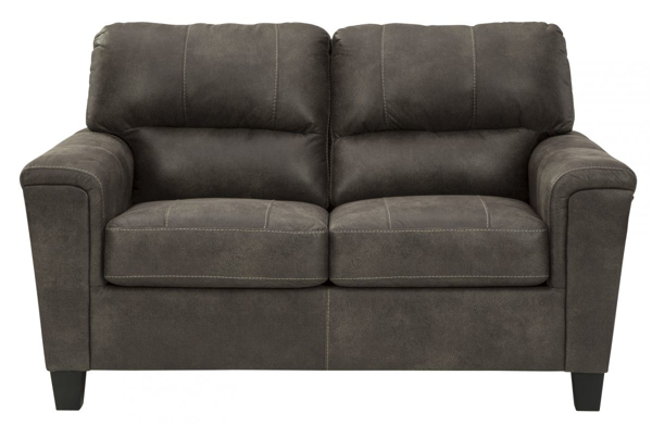 Picture of Navi Smoke Loveseat