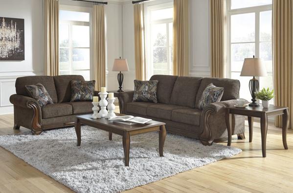 Miltonwood 2 Piece Living Room Set