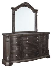 Picture of Wellsbrook Dresser & Mirror